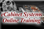 eCabinet Systems Online Training Now Available